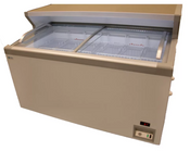 "50"" Freezer and Ice Cream Freezer with Merchandising Platform MCT-4HC NEW #9704"