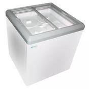 "32"" Sliding Flat Lid Freezer/Ice Cream Freezer HL-7HC NEW #9715"