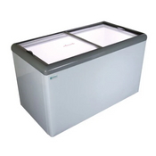 "52"" Sliding Flat Lid Freezer/Ice Cream Freezer HL-14HC NEW #9717"