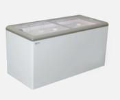 "60"" Sliding Flat Lid Freezer/Ice Cream Freezer HL-17HC NEW #9718"