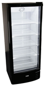 "NEW 26"" Glass 1 Door Refrigerator NSF Display Cooler Excellence GDR-12HC #9732"