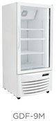 "NEW 24"" Glass 1 Door Freezer Display Merchandiser Excellence GDF-9M #9737"
