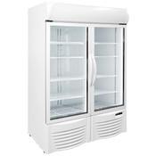 """47"""" Glass Door Freezer GDF-43 NEW #9741"""