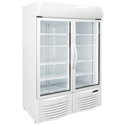 "47"" Glass Door Freezer GDF-43 NEW #9741"