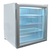 "NEW 24"" Countertop 1 Door Display Freezer NSF Excellence CTF-3HC #9743"