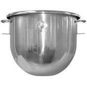 NEW 20 QT Mixing Bowl Heavy Duty Stainless Steel for PPM-20 Mixer Atosa PPM2015 #9816