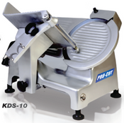 "NEW 10"" Deli Meat/Cheese Slicer NSF Manual PRO-CUT KDS-10 #9905"