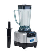 NEW 68 oz Accelmix Electric Counter Top Blender Winco XLB-1000 #9920