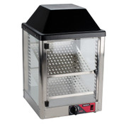 "NEW 14"" Self Service Countertop Heated Food Display Warmer NSF Nemco 6457 #1321"
