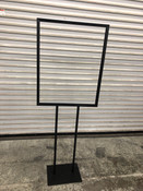 NEW Sign Frame & Base Display Menu Special Holder #1924