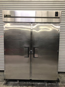 2 Door Roll In Bakery Rack Refrigerator NSF True TR2RRI-2S Stainless Steel #2465