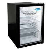 "NEW 22"" Mini Counter Top Display Refrigerator 5 Cu Ft NSF Cooler Atosa CTD-5 #2658"