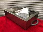 NEW Drop In Hot Food Warmer Steam Table Full Pan Alto Shaam 100-HW/D4 #2862-OB