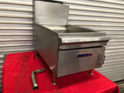 25 LB Counter Top Deep Fryer Gas Imperial Range IFST-25 #2868