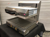 "NEW 24"" Electric Salamander Broiler Counter Top Equipex SEM60Q Sodir #3201-OB"