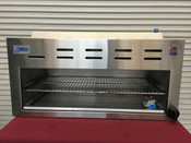 "NEW 60"" Infrared Cheese Melter Horizontal Gas Broiler Stratus SCM-60 #3277"