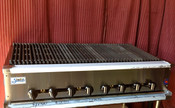 "NEW 48"" Snack Size Radiant Char Broiler 18"" Cooking Surface Stratus SSRB-48 #3282"