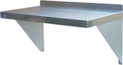NEW 24x12 Stainless Steel Wall Shelf NSF #1128