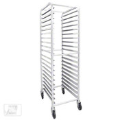 20 Tier Full Size Aluminum Sheet Pan Rack THUNDER GROUP ALSPR020 (NEW) NSF #1113