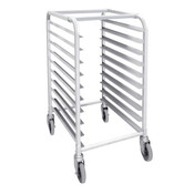 NEW 10 Sheet Pan Rack Transport Cart On Wheels Thunder Group ALSPR010 #2052