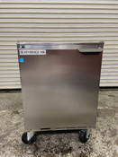 1 Door Under Counter Refrigerator NSF Cooler Beverage Air UCR24AHC #3949-OB
