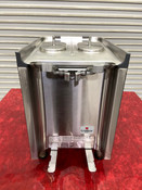 Twin Flavor Refrigerated Drink Fountain Beverage Chiller Crathco CS-2E/1D-16 #4142