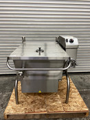 NEW 30 Gallon Tilt Skillet Gas Brazing Pan Griddle Cleveland SGL-30-T1 #4171-OB