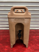 2.5 Gallon Cambro Insulated Hot Cold Drink Dispenser Beverage 250 LCD #4875