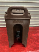 2.5 Gallon Cambro Insulated Hot Cold Drink Dispenser Beverage 250 LCD #4876
