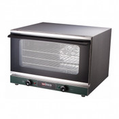 NEW 1/2 Sheet Electric Counter Top Convection Oven NSF Winco ECO-500 #5241