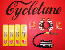 1975-1979 Honda GL1000 Goldwing Tune Up Kit By Cycletune