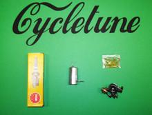 Kawasaki KH, KD, KE, KS Tune Up Kit By Cycletune