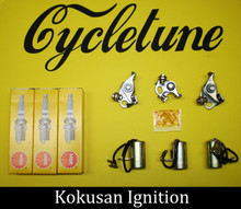 1972-1977 Suzuki GT380 Tune Up Kit By Cycletune