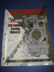 Sudco Mikuni Tuning Manual