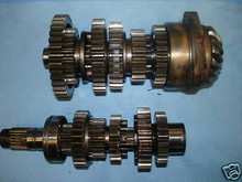 1982-1985 Honda CB650SC Transmission Assembly Complete