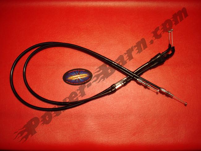 Motion Pro Throttle Cable Set Suzuki DRZ400 with Keihin FCR