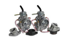 1977-Earlier Norton Commando 750/850 Mikuni Dual Carburetor Kit