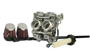 1977-Earlier Norton Commando Keihin FCR35 Carburetor Kit