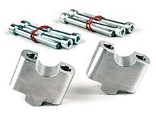 "LSL Rise-Up Handlebar Riser Spacer Blocks Ducati 1 1/8"" (28.5MM) Bars"
