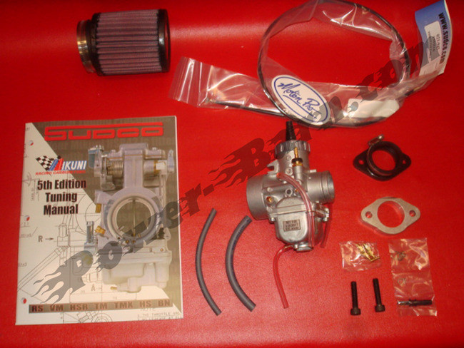Royal Enfield Mikuni VM Carburetor Kit