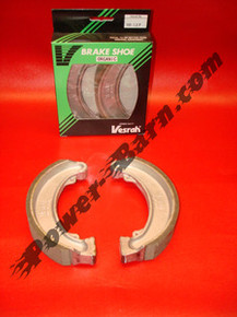 Vesrah Kevlar Rear Brake Shoes for Honda CB350, CB360, CB400
