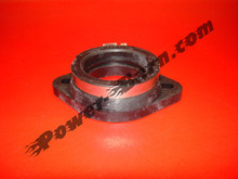 Mikuni Rubber Mounting Flange for HSR Carburetors, Round Port Style