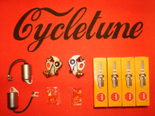 1971-1978 Honda CB500K Four, CB550K Four, CB550F Tune Up Kit By Cycletune