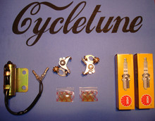 1970-1979 XS1, XS2, XS650, TX650 Tune Up Kit By Cycletune