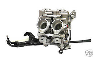Yamaha YFM660 Raptor Keihin FCR Carburetor Kit