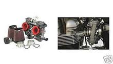 2001-2009 Triumph Bonneville/Thruxton Keihin FCR39 Carburetor Kit