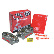 Brembo HP M4 Monobloc Caliper Kit with 108MM Spacing