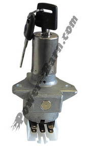 Ignition Key Switch OEM Replacement Honda CB400, CB550, CB650, CB750, CB900, GL1000, CBX1000