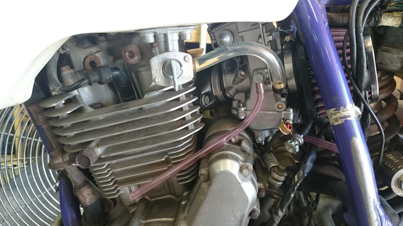 Suzuki DR350 Mikuni TM33 Pumper Carburetor Kit