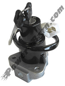 Ignition Key Switch OEM Replacement Yamaha SR, XJ, XS, XV, FJ, FZ, FZR,